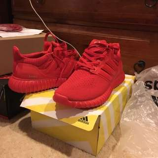Red Adidas Ultra Boost Limited Edition