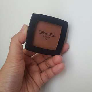 BYS blusher In Perfectly Peach