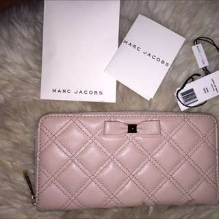 Marc Jacobs Large Zip Wallet