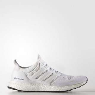 Selling Adidas Ultra Boost White