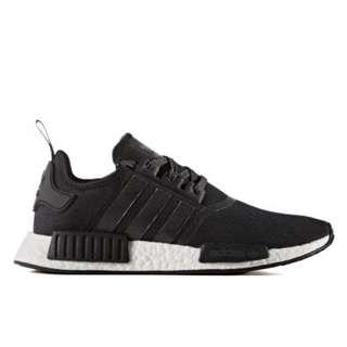 Selling Adidas NMD R1 Black