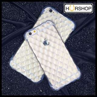 iPhone 5 5s SE 6 6S Anti Knock Case Casing Silicone