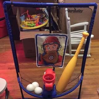 Baseball Practice Set
