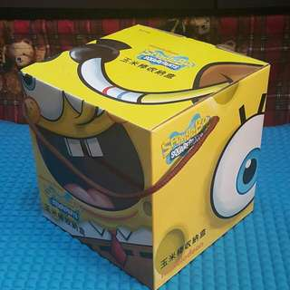 MINI BOX ORGANIZER (SPONGE BOB)