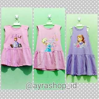 Dress Anak Karakter