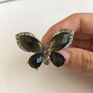 Cute Butterfly Ring
