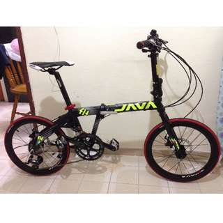 Java Fit Sports 18 Speed (new model) year 2017