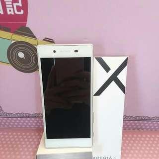 Sony Z5 銀色 保固內