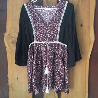Mika And Gala Dress / Top Size 8