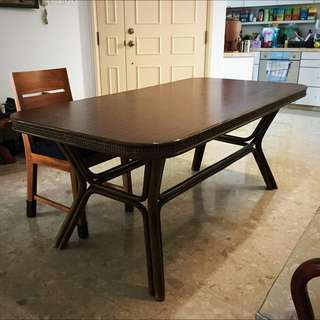 FREE Beautiful Antique Wooden Table