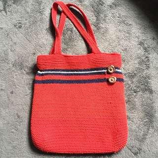 原住民編織手提包