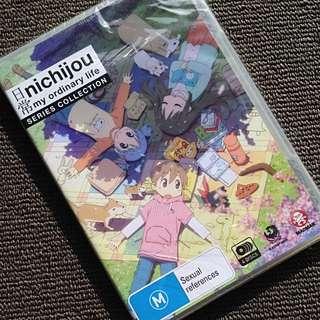 Nichijou My Ordinary Life Anime Series DVD