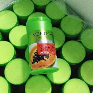 Verdon Keratin Hair Spa