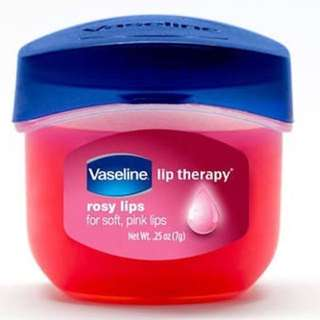 Vaseline Therapy Rosy Lips