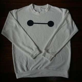 Baymax Pull Over