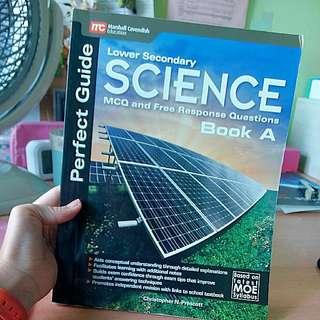 Science Assessmemt Book (Marshall Cavendish)