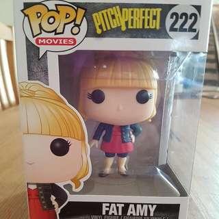 Fat Amy Pop Vinyl