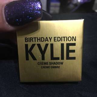 Limited Edition Kylie Creme Shadow (Fake)