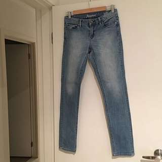 Jeanswest Super Skinny Jean Sz 8