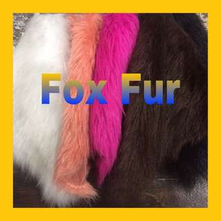 Any kind of FURS