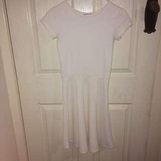 Supre White Dress