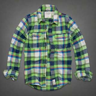BNWT Abercrombie Shirt