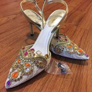 Jewel Heel