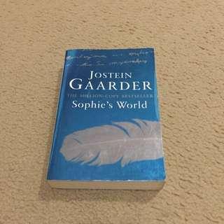 Sophie's World - Jostein Gaardner (Eng)