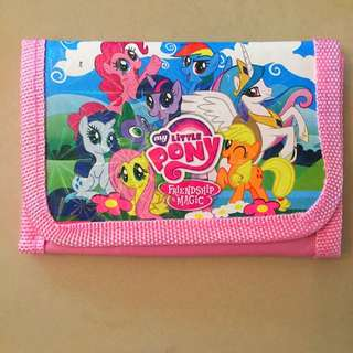 Little Pony Kids Wallet