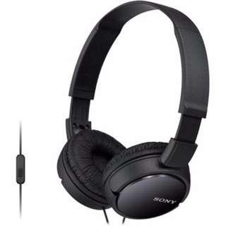 Sony Extra Bass Smartphone headphones (Black)