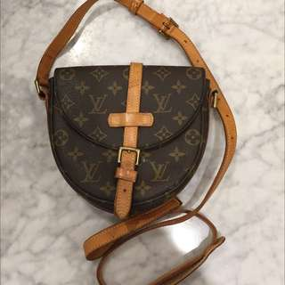 Vintage Louis Vuitton Chantilly Bag