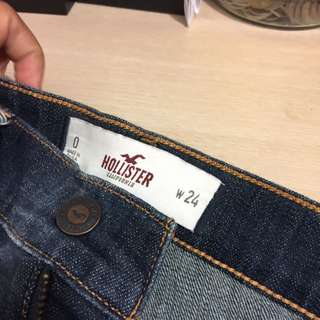 Mini Shorts- Hollister
