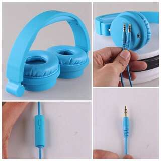 Korean Style MULTIMEDIA HEADPHONE