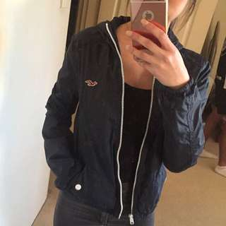 A&F WINDRUNNER JACKET