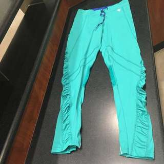 Teal Workout Leggings