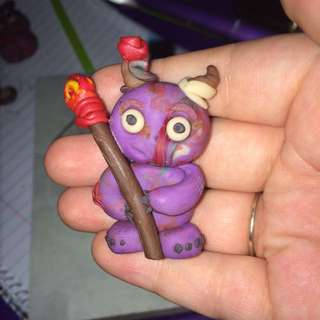 Monster! Polymer Clay