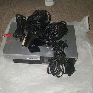 Ps2 With 38 Games