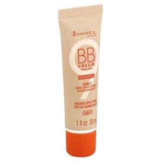 RIMMEL BB Cream Radiance (Light)