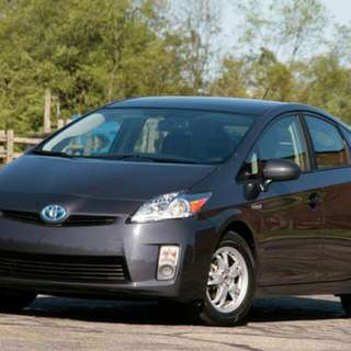 Toyota Prius 油電車 2010年