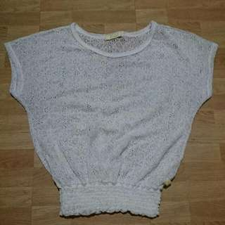 Lace Top with inner