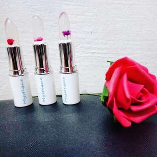 hot selling  MYSTIQUE JELLY FLOWER LIPSTICK AUTHENTIC DIRECT MANUFACTURE