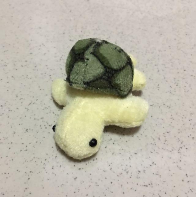 可愛小龜🐢迷你玩偶(可換物)