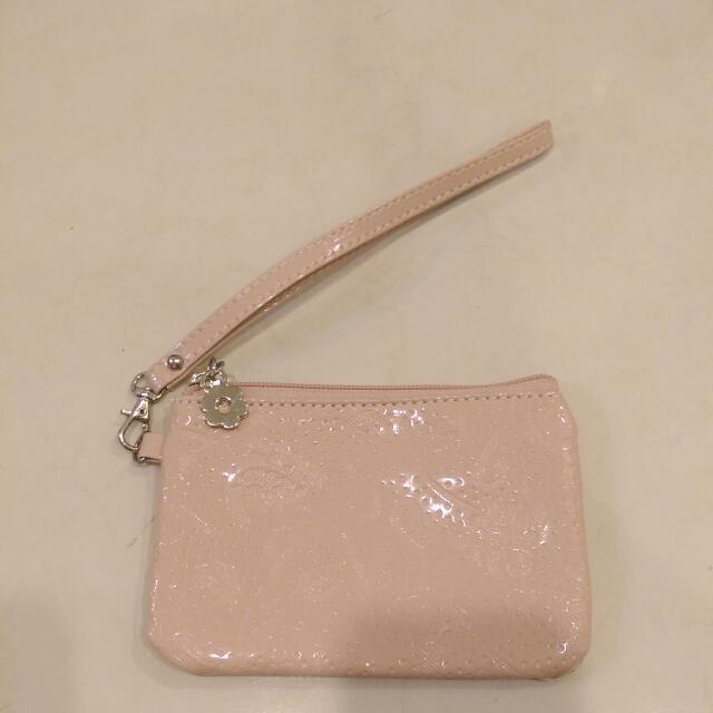 粉紅小零錢包