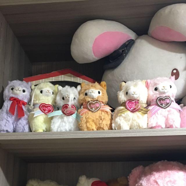 全店免運-兔子 (草泥馬已售出)