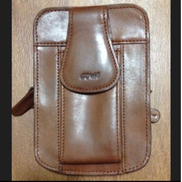 百貨 專櫃 品牌 名牌 腰包 小包 隨身包 皮件 潮男 COWA 免費 保養