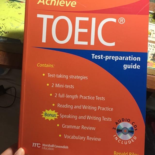 Achieve Toeic