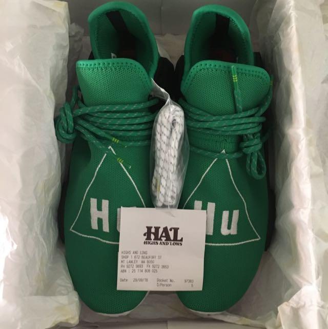 Adidas NMD Human Race (green), Men's