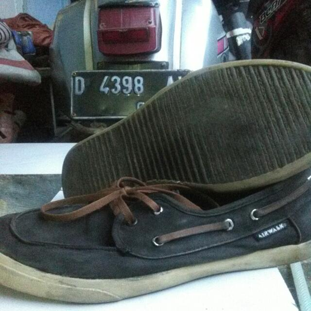 Airwalk Zapato (Rare)