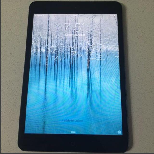 Apple iPad Mini Wifi + Cellular 4G 16GB