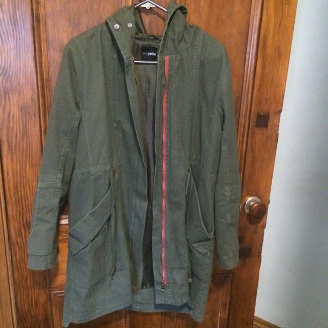 ASOS Green Jacket